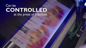 Foto de Presentación virtual: Impresora de etiquetas de Domino de 7ª Generación