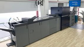 Foto de Konica Minolta AccurioPress C14000 o la capacidad para adaptarse a los cambios del mercado de impresión de tóner de alto volumen