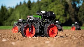Foto de El robot Fendt Xaver incorpora una nueva unidad de siembra