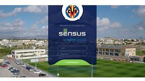 Foto de La tecnología de Sensus para una medición fiable y precisa aplicada en la ciudad deportiva del Villarreal FC