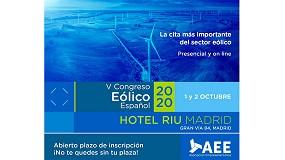 Foto de El Ministerio de Transición Ecológica y Reto Demográfico y el Ministerio de Industria, Comercio y Turismo confirman la inauguración y clausura del V Congreso Eólico Español