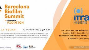 Foto de Barcelona Biofilm Summit 2020 vuelve en versión digital con un enfoque internacional