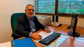 Foto de Joaquín García, director comercial y Marketing de Inofix (Saint Genis, S.A.), se jubila