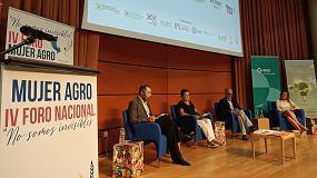 Foto de Sipcam España muestra su compromiso con la igualdad de la mujer en el sector agrario