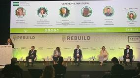 Foto de Ministerio y Ayuntamiento de Barcelona inauguran Rebuild 2020