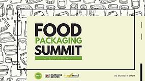 Foto de Nace Food Packaging Summit, el evento virtual que reunirá a grandes empresas alimentarias y de envasado