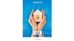 Foto de Domusa Teknik lanza su nueva tarifa
