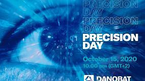 Foto de Danobat prepara su 'Precision Day' para el 15 de octubre en formato virtual