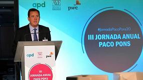Foto de Emilio Mateu, CEO de TCI Cutting, defiende las opciones de España como fábrica de Europa en la III Jornada Anual Paco Pons