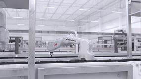 Foto de Flexibilidad y rendimiento en los nuevos robots ABB para salas blancas