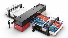 Foto de Agfa amplía su gama de impresoras de gran formato Jeti Tauro con el modelo actualizable H3300 S LED
