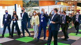 Foto de Rebuild reunió a 4.637 profesionales de la edificación en el primer evento presencial en Barcelona