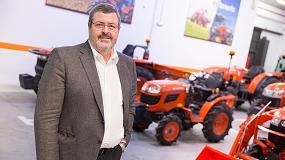 Foto de Entrevista a Germán Martínez Sainz-Trápaga, presidente de Kubota España y vicepresidente de Ventas – División de Tractores Europa