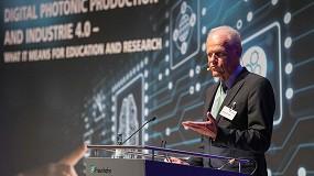 Foto de Entrevista al profesor Reinhart Poprawe, antiguo director del Instituto Fraunhofer de Tecnología Láser ILT
