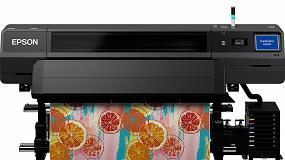 Foto de Epson presenta SureColor SC-R5000, su primera impresora de gran formato con tinta de resina