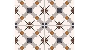 Foto de Nueva colección de baldosas porcelánicas hidráulicas Grace de Gayafores