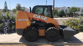 Foto de Case Construction introduce sus primeras minicargadoras serie B en el mercado español