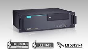 Foto de Moxa presenta los ordenadores IEC 61850-3 PRP/HSR de altas prestaciones