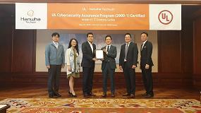 Foto de El chipset Wisenet7 de Hanwha ha obtenido la certificación de ciberseguridad UL CAP