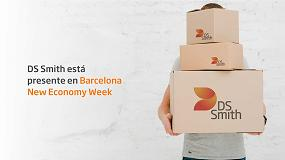 Foto de DS Smith apuesta por soluciones de packaging sostenibles para el sector e-commerce en Barcelona New Economy Week