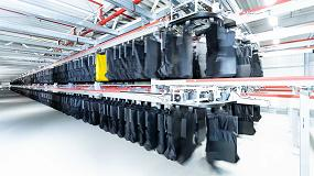Foto de El sistema clasificador de bolsas de SSI Schaefer es clave para la empresa Fenix y su estrategia de Fulfillment