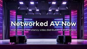 Foto de Zyxel se alía con el proveedor de soluciones audiovisuales profesionales Aten para ofrecer un potente modo AV sobre IP end-to-end