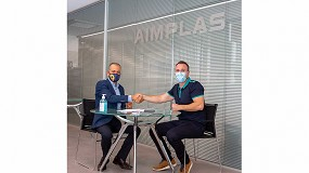 Foto de Aimplas y el Colegio Oficial de Químicos de la Comunidad Valenciana renuevan su acuerdo de colaboración