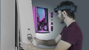 Foto de Ferroli ha desarrollado su nueva Mixed Reality Store