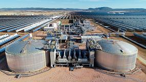 Foto de Isover colabora con Saeta Yield para mejorar la eficiencia energética en de tres de sus plantas termosolares