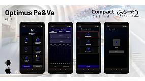 Foto de Optimus presenta una App para sus sistemas Compact y Optimax2 y su gestor de colas de espera SMM-8QM