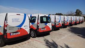 Foto de Acciona incorpora 12 vehículos cero emisiones para la gestión del saneamiento de la zona Nascente, en El Algarve (Portugal)