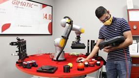 Foto de Pilz y Gimatic organizan un webinar con soluciones de manipulación robotizada en la era de la Industria 4.0