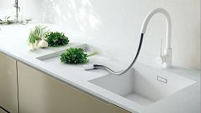 Foto de Serie Tau Cocina, la colección de Grifería más funcional y sostenible de Genebre