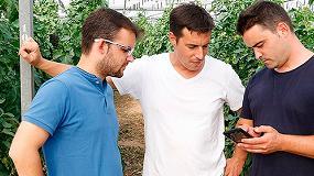 """Foto de UPA se vuelca con el primer """"erasmus agrario"""""""