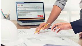 Foto de Presto: medir y calcular la pintura TitanPRO necesaria para cada proyecto