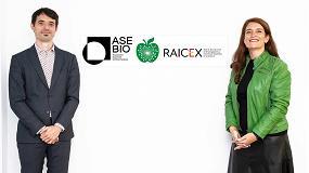Foto de AseBio y Raicex se alían para facilitar la colaboración del talento científico con el sector biotecnológico