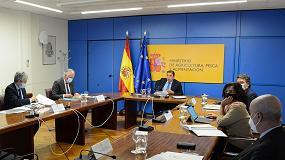 Foto de El MAPA solicita a Bruselas más medidas de apoyo al vacuno de carne