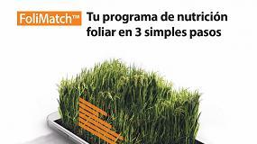 Foto de FoliMatch: Programa de nutrición foliar en 3 pasos