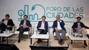 Foto de Trafic y el Foro de las Ciudades de Madrid ofrecen respuestas integrales a la movilidad sostenible y segura