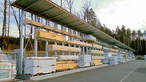 Foto de DFH Haus: gran espacio de almacenamiento para todo tipo de materiales