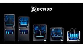 Foto de Sicnova presenta oficialmente en un evento digital las nuevas impresoras de BCN3D