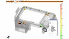 Foto de Gom desarrolla un software para el análisis en 3D de datos de TAC de alto rendimiento