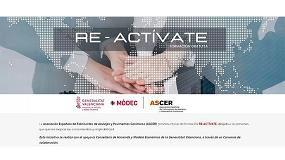 Foto de Ascer pone en marcha el Programa Re-actívate de formación gratuita
