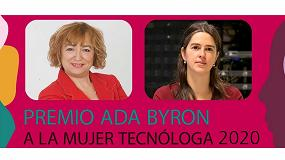Foto de Danobatgroup participará en la entrega de los premios Ada Byron