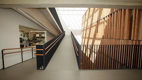 Foto de El edificio de Educación Infantil de la Escuela BetàniaPatmos, finalista de Oro de los Premios 3 Diamantes de Mitsubishi Electric