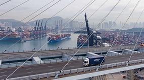 """Foto de DSV pone en marcha el servicio Silkway Express, una alternativa terrestre, """"rápida, económica y fiable"""" para el comercio con China"""
