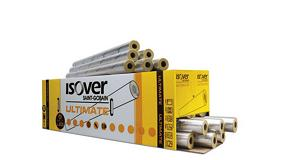 Foto de Isover lanza Ultimate Protect Pipe Section Alu2, una nueva aplicación apta en sectorizaciones