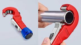 Foto de El nuevo cortatubos Tubix de Knipex, premio Eisen a la Innovación 2020