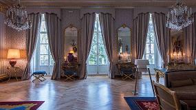 Foto de Deceuninck en la renovación de las ventanas de la residencia del Embajador de Francia, en Madrid
