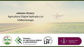Foto de Las universidades de Sevilla y Lleida abordan la agricultura digital aplicada a la malherbología en una jornada técnica